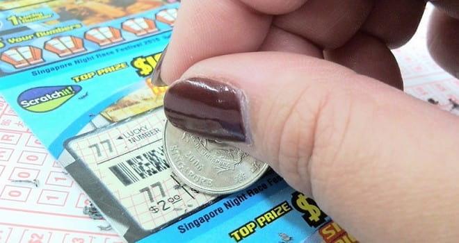Моментальные или быстрые лотереи