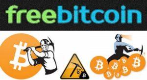 Freebitcoin – биткоин кран для заработка биткоинов