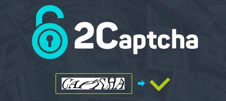 2captcha - сервис для заработка на капчах