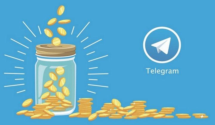 Сколько можно зарабатывать в Телеграмм